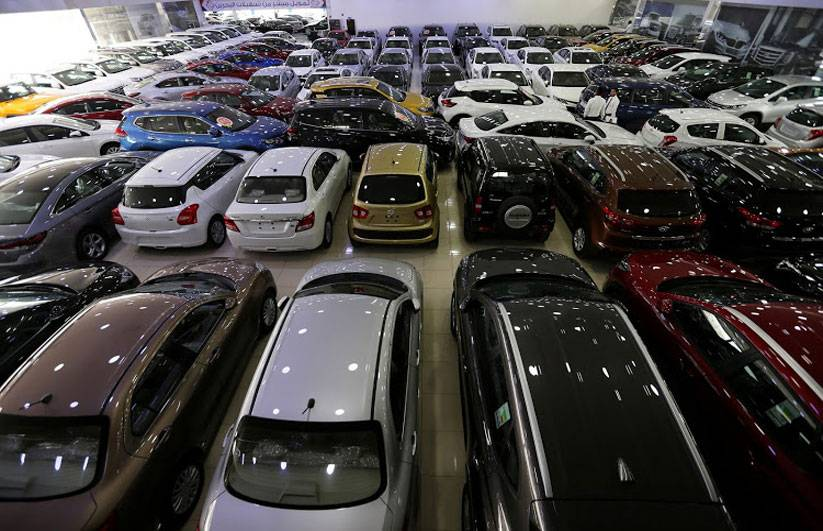 Vehicle Sales in South Africa