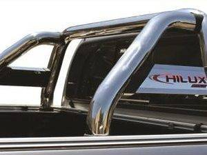 MLA STAINLESS STEEL SPORTS BAR HILUX MAXE